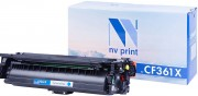 Картридж NV Print CF361X Cyan для HP LJ Color M552/ M553 (9500k)