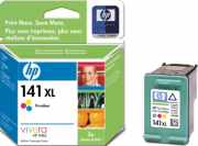 Картридж HP Officejet J5783/PS C5283 (CB338HE) цветной №141XL (14ml)