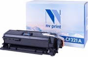 Картридж NV Print CF321A Cyan для HP LJ Color M680dn M680f, M680z (16500k)