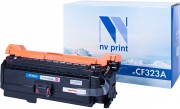 Картридж NV Print CF323A Magenta для HP LJ Color M680dn, M680f, M680z (16500k