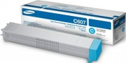 Картридж Samsung CLT-607-я серия CLT-C607S / Cyan Toner Cartridge CLX-9250ND/9350ND, 15000