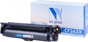 Картридж NV Print CF363X Magenta для HP LJ Color M552/ M553 (9500k)