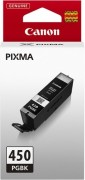 6499B001 Canon PGI-450PGBK Картридж для PIXMA iP7240/MG6340/MG5440, Черный, 300стр