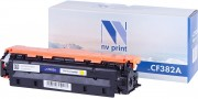 Картридж NV Print CF382A Yellow для HP CLJ Pro MFP M476 (2700k)