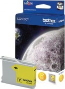 Картридж BROTHER LC-1000Y (DCP-130C/MFC-240CN) желт