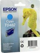 C13T04824010 Картридж Epson для St.R200/300/RX500/600/620 (синий) (cons ink)