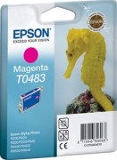 C13T04834010 Картридж Epson для St.R200/300/RX500/600/620 (красный) (cons ink)