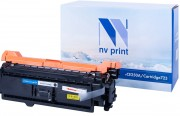 Картридж NV Print CE250A Black для HP Color LJ CP3525/ CM3530 MFP совместимый, 5 000 к.