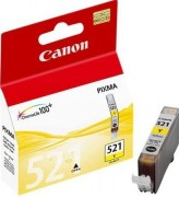2936B004 Canon CLI-521Y Картридж для PIXMA iP3600/4600/MP540/620, Желтый, 520стр.