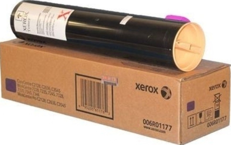 Картридж XEROX RX WorkCenter P 7228/7328/C2128 (006R01177/01282) красный 16k