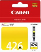 4559B001 Canon CLI-426Y Картридж для Pixma iP4840/MG5140/5240/6140/8140, Желтый, 446стр.