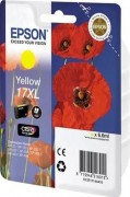 C13T17144A10 Картридж Epson для XP33/203/303, yellow (cons ink)