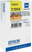 C13T70144010 Картридж Epson для WP 4000/4500 Series Ink XXL Cartridge Yellow 3.4k