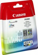 Картридж CANON PG-40/CL-41 (PIXMA MP450/170/150/iP2200/1600) комплект 0200249