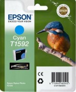C13T15924010 Картридж Epson T1592 для Stylus Photo R2000 (cyan) (cons ink)