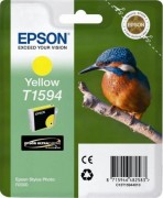 C13T15944010 Картридж Epson T1594 для Stylus Photo R2000 (yellow) (cons ink)