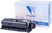 Картридж NV Print CF332A Yellow для HP CLJ Color M651dn/ M651n/ M651xh (15000k)