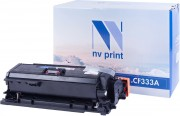 Картридж NV Print CF333A Magenta для HP CLJ Color M651dn/ M651n/ M651xh (15000k)