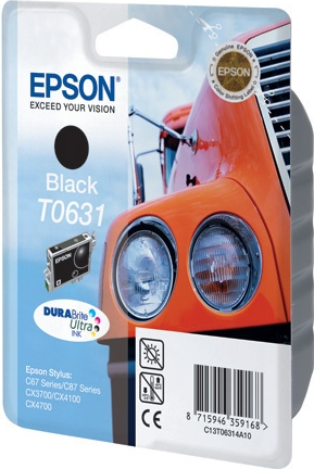 C13T06314A10 Картридж Epson для St C67/87 (черный) (cons ink)