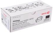 Тонер-картридж XEROX 106R01634 Phaser 6000/ 6010/ WC6015 черный