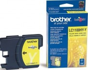 Brother LC-1100HYY Картридж ,Yellow{DCP-6690CW/MFC-5890CN/6490CW/6890CDW, Yellow, (750 стр.)}