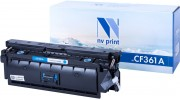 Картридж NV Print CF361A Cyan для HP LJ Color M552/ M553 (5000k)