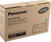 Тонер-картридж PANASONIC KX-FAT410A7 (KX-MB1500/1520) 2,5к