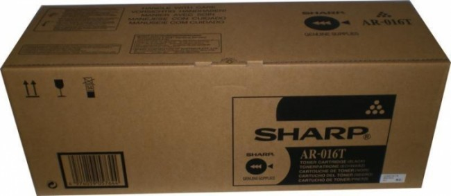 Картридж SHARP AR-5015/5120/5320 тон-карт (AR-016T) оригинальный