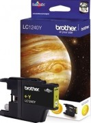 Brother LC-1240Y Картридж ,Yellow{MFC-J6510/6910DW/J430W/J825DW/DCP-J525W, Yellow, (600стр)}