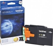 Brother LC-1280XLY Картридж ,Yellow{MFC-J6510/6910DW, Yellow, (1200стр)}