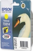 C13T11144A10 / C13T08144A10 Картридж Epson для Stylus Photo R270/R390/RX590 (желтый) (cons ink)