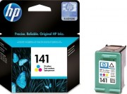 Картридж HP Officejet J5783/PS C5283 (CB337HE) цветной №141 (3,5ml)